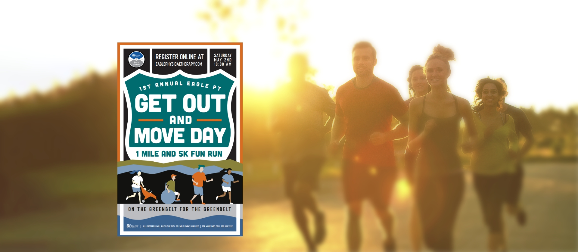 Get Out & Move Day